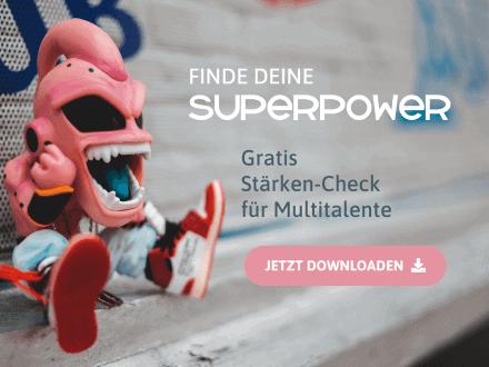 Finde deine Superpower