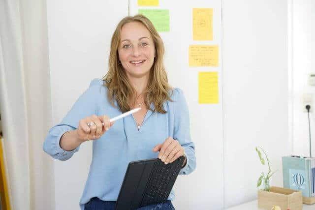 Eve Hoyer Positionierungs-Expertin